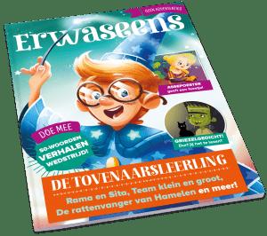tijdschrift 1 - De tovenaarsleerling