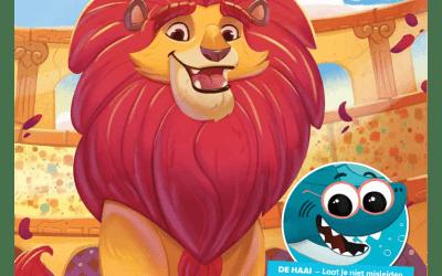 De vriendelijke leeuw en 7 andere verhalen (tijdschrift 4)