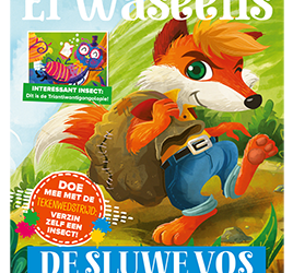 De sluwe vos en 7 andere verhalen (tijdschrift 5)
